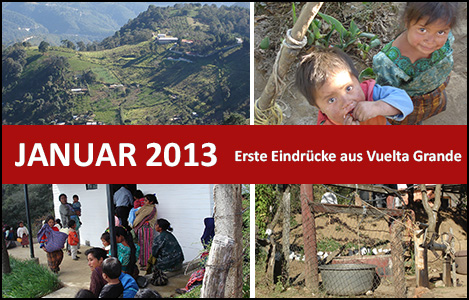 Guatemala Januar 2013