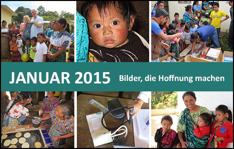 Guatemala Januar 2015