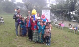 Feierlichkeiten zum Internationalen Kindertag