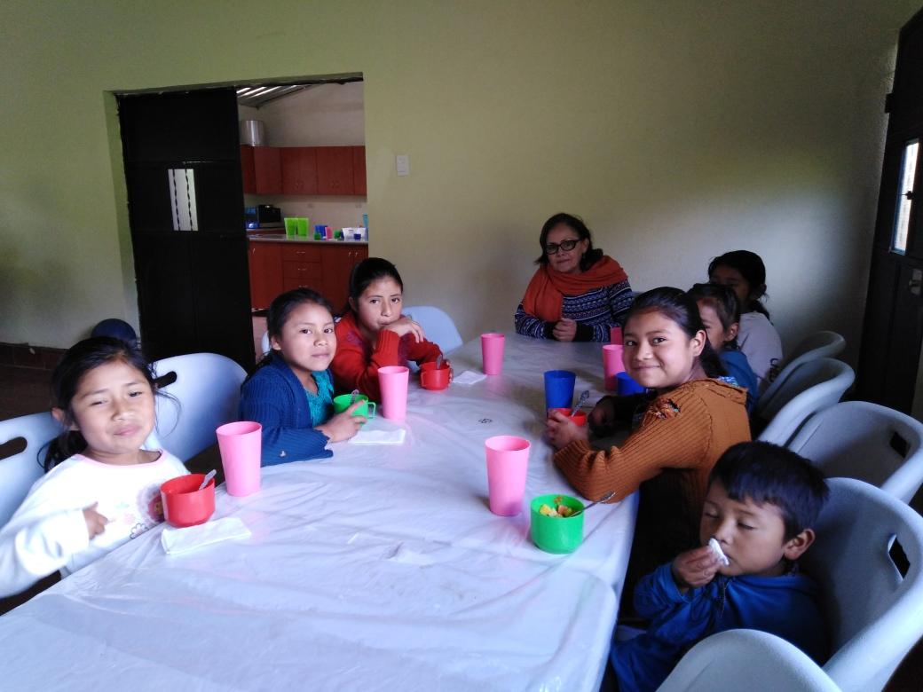 neue Küchen im Learning Center