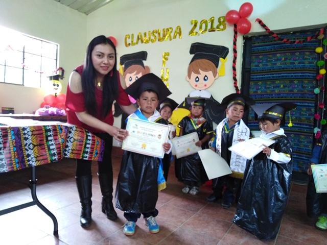 Abschlussfeier Vorschulkinder